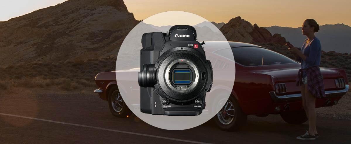 Canon EOS C300 Mark III FCP X