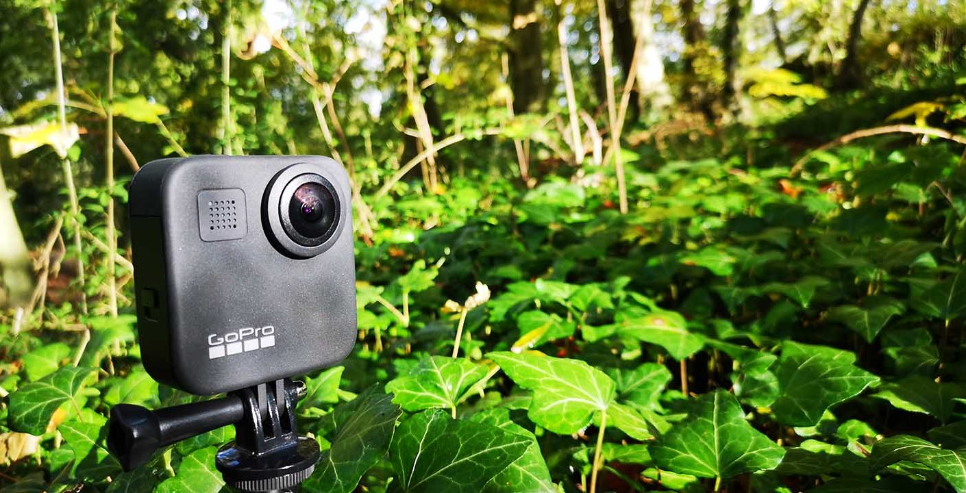 GoPro Max and Final Cut Pro X - Edit GoPro Max H.265/HEVC in FCP X