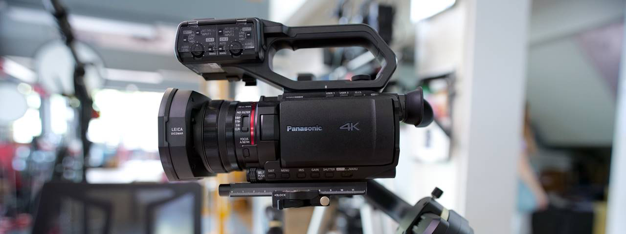 Panasonic HC-X2000 4K AVCHD/MOV/MP4 to FCP X workflow