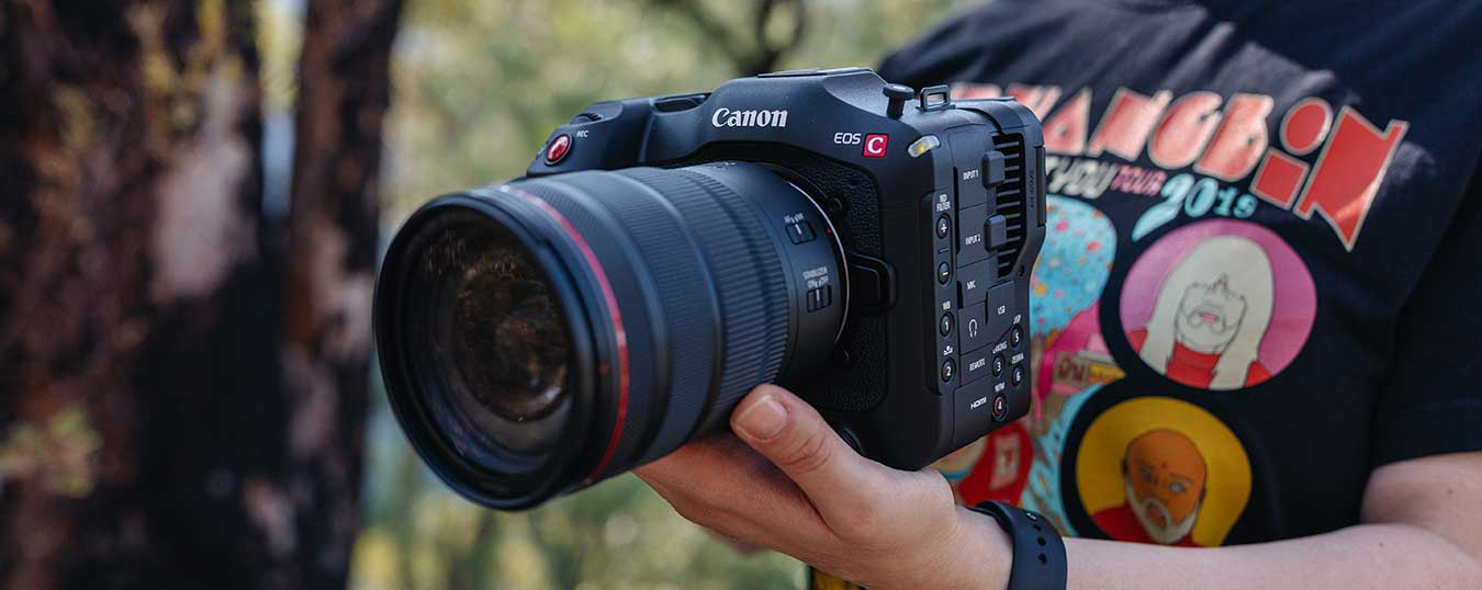 Canon EOS C70 4K MP4 and MXF to FCP X workflow