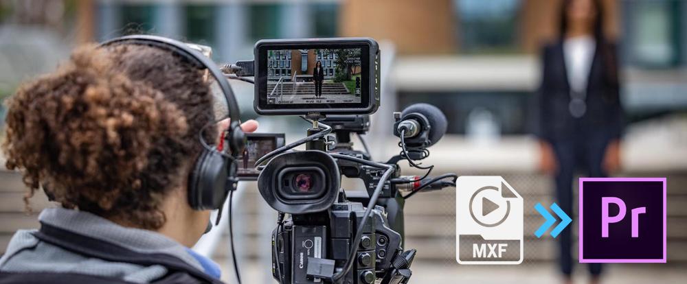 Canon XF605 MXF to Premiere Pro CC workflow